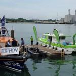 ROV 1303 at Seawork 2015