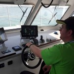 ROV 1303 sea trials