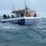 'Valkyrie 7' fishing the Alderney Race