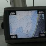 Sea trials speed log